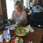Dj's green salad