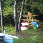 SUP, canoe and Kayak rentals too!