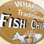 Foto van Wharton's Traditional Fish & Chips