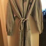 Rocky-like robes - very soft and comfortable