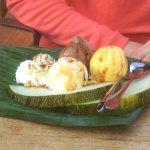 Javanese ice-cream
