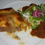 Boeuf en croûte au foie gras et aux cèpes