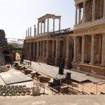 Roman Theater (Teatro Romano) Foto
