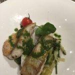 Voilà quelques photos pour vous mettre en appétit trilogie de poisson accompagnés de salicorne f