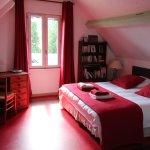 La chambre Maurice Leblanc sous les toits