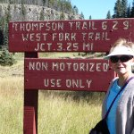 Thompson Trail (Forest Service Trail 629)