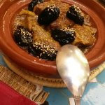 You van have a delicious lunch or dinner at the riad and for a very raisonnable price. But must