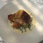 My main course - Salmon en croute