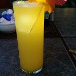 Mimosa the next morning