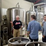 Brewery Tours every Friday and Saturday.