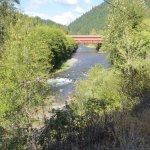 The Office Bridge Photo