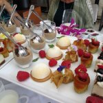 Amazing Royal Afternoon Tea Desserts