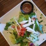 Salad (jicama was bitter)