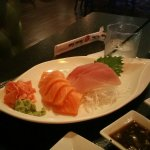 Sushi and Sashimi Heaven!!