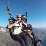 Reaction Paragliding Foto