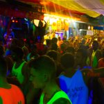 Party time @ Dancing Elephant hostel for the Full Moon Party!