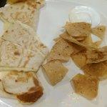 Cheese Quesadillas $6
