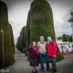 con mis padres vistamos este magnifico cementerio ubicado en Punta Arenas