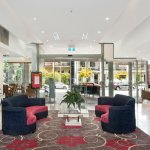 The hotel is situated on the iconic tram line for easy transport around Melbourne