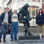 Rory Gallagher Statue Foto