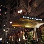 Hotel Diplomat Foto