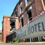 You don't want to stay at the Bridge Hotel. My URBEX Aug 2015: ©GenaFroggatt