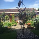 This place is simply beautiful! So peaceful, colorful and enchanting. Great price for a clean, c