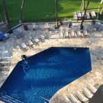 Pool from Lanai