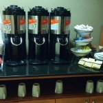 I'm already missing my morning, noon, afternoon and evening cuppa joe. Thanks, Hyatt Place Seatt