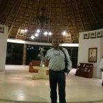 Legada luego de disfrutar noches de kukulcan