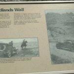Badlands Wall Foto