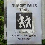 Foto de Nugget Falls