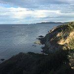Très bel endroit, magnifiques paysages, nombreuses activités et plages privatives au pied des fa