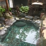 Women's indoor and outdoor bath