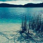 Water colours of Lake Mackenzie
