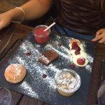 Assiette des desserts