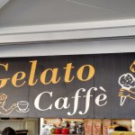 Locally made gelati and sorbet