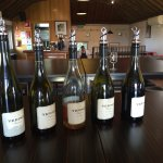 Sampling Yering Wines