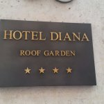 Photo de Hotel Diana Roof Garden