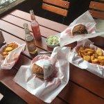 Frank's Burger-Licious BBQ