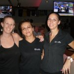 Thanks girls for making our frequent visits to the Luna Bar an absolute pleasure.