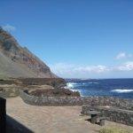 vistas al mar desde la 101