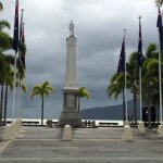 View from the Cairns RSL seated in the alfresco area