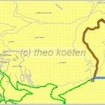 Sierras de Tejeda, Almijara y Alahama , track