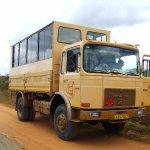 Custom Overland Truck
