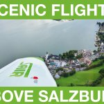 S-Air Salzburg Flugbetrieb