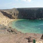 Playa de Papagayo Foto