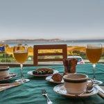 Desayuno en Hotel Oca Vermar