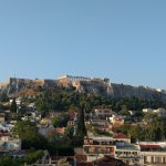 Roof Top view of the Acropolis