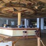 Bar in der Hotellobby